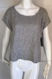 Ella Moss Sequin Scoop-Neck Sweater - Product Mini Image