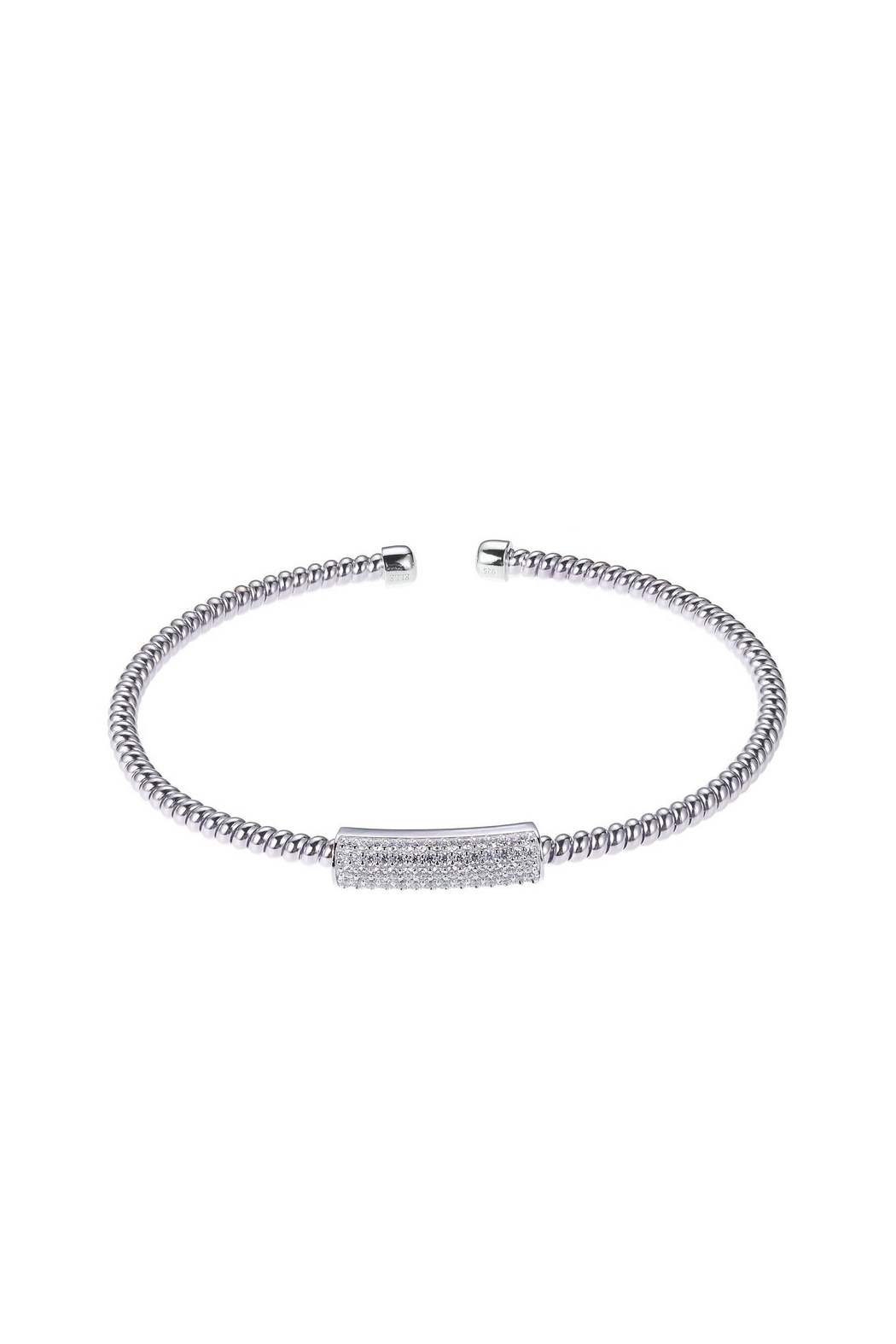 Elle Bar Cuff - Front Cropped Image