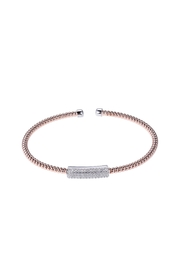 Elle Bar Cuff - Product Mini Image