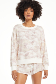 z supply Elle Camo - Front cropped