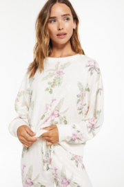 z supply Elle Floral Garden Top - Product Mini Image