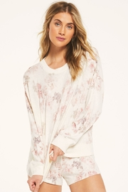 Z Supply  Elle Floral Long-Sleeve - Product Mini Image
