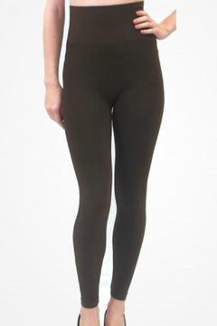 Shoptiques Product: Brown Leggings