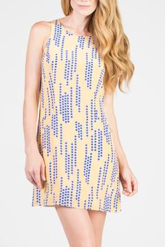 Shoptiques Product: Yellow Holly Dress