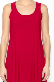 Ellen Parker Red Trapeze Dress - Other