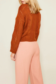 Native Youth Ellery Light Sweater - Front full body