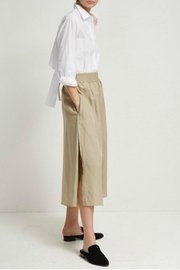 French Connection Ellesmere Drape Culottes - Product Mini Image
