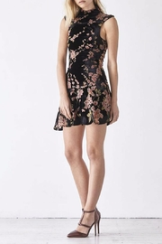Elliatt Salon Floral Dress - Product Mini Image