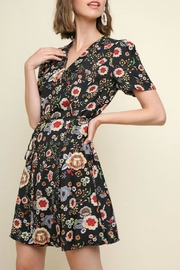 Umgee USA Ellie Floral Dress - Product Mini Image