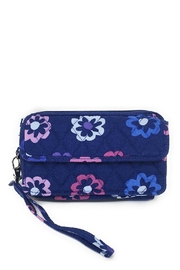 Vera Bradley Ellie Flowers All-In-One - Front cropped