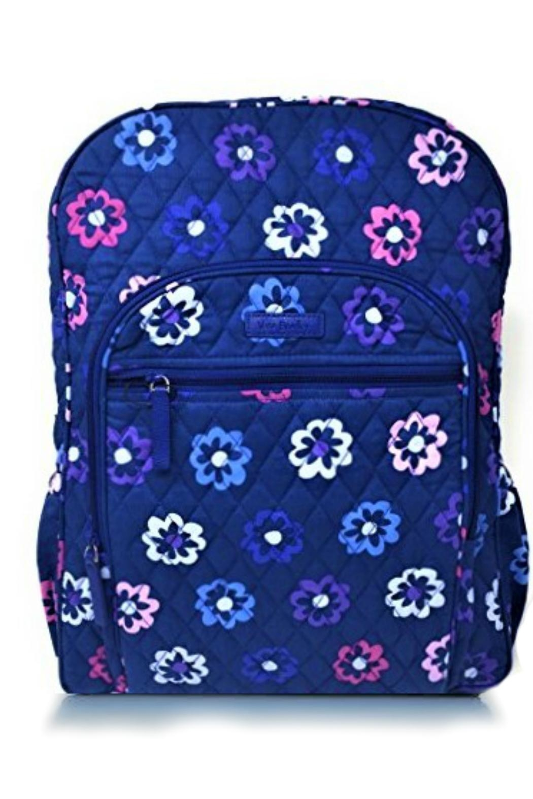 a4e953863 ... medallion multicolor backpack tradesy; vera bradley ellie flowers  campus backpack from kentucky by mimi s ...