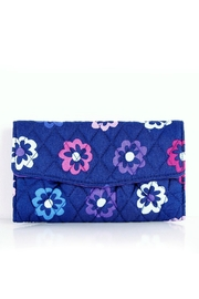 Vera Bradley Ellie Flowers Strap-Wallet - Product Mini Image