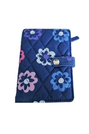 Vera Bradley Ellie Flowers Travel-Wallet - Product Mini Image