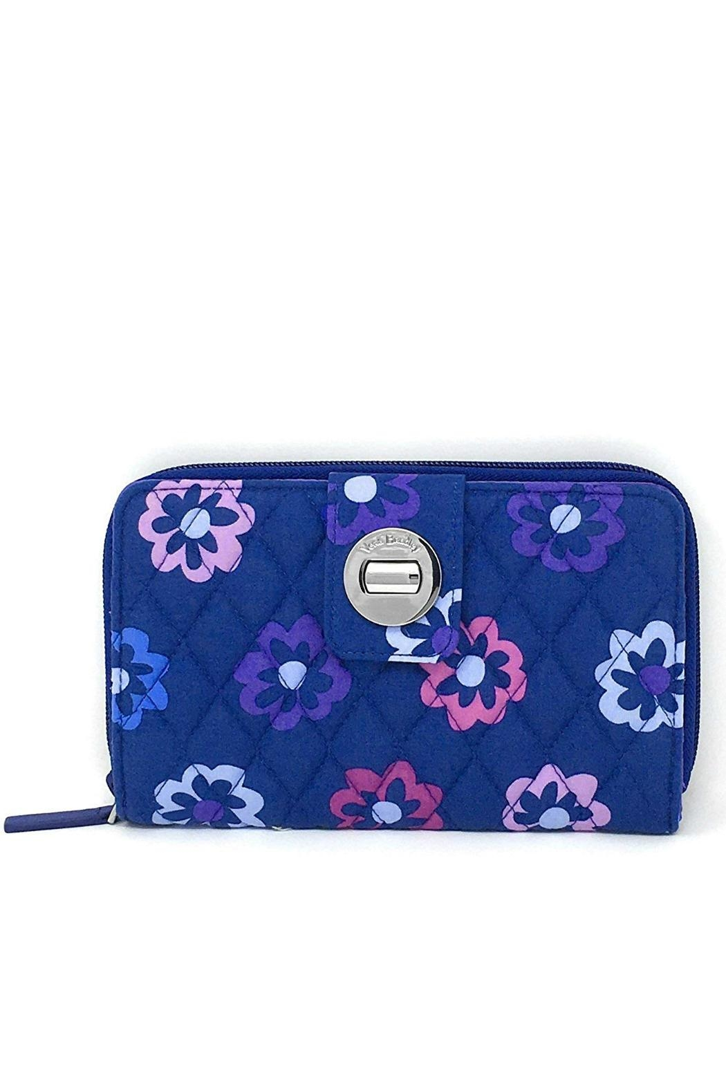 06226eb79a Vera Bradley Ellie Flowers Turnlock from Kentucky by Mimi s Gift ...