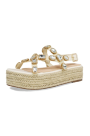 CHASE + CHLOE  Ellie Jewel Espadrille - Product Mini Image