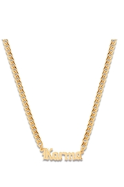 Ellie Vail Gina Karma Necklace - Product Mini Image