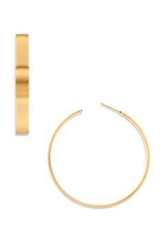 Ellie Vail Perry Hoops Earrings - Product List Image