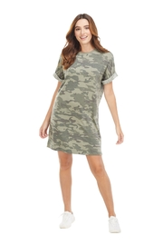 Mud Pie  Elliot Camo Dress - Product Mini Image