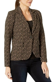 Elliott Lauren Animal Print Jacket - Side cropped