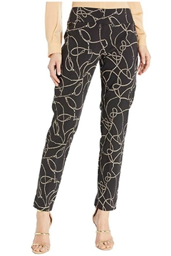 Elliott Lauren Chain-Link Print Pant - Product List Image