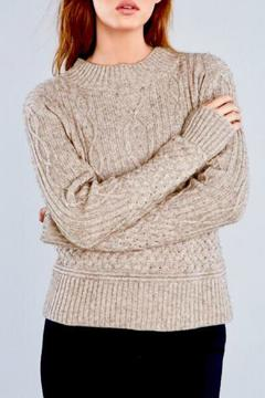 Shoptiques Product: Cozy Cable Sweater
