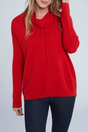 Elliott Lauren Funnel Neck Sweater - Product Mini Image