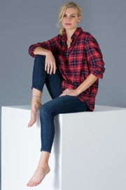 Elliott Lauren Multi Plaid Shirt - Product Mini Image