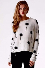 Elliott Lauren Polka Dot Sweater - Product Mini Image