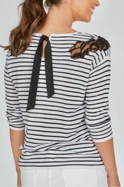 Elliott Lauren Tie Back Top - Product Mini Image