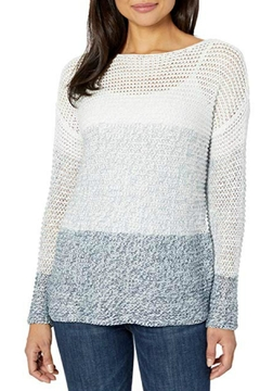 Elliott Lauren Varigated Wave Sweater - Product List Image