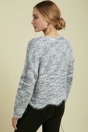 SAGE THE LABEL Ellis Sweater - Front full body