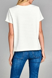Ellison Blurred Lines Tee - Side cropped