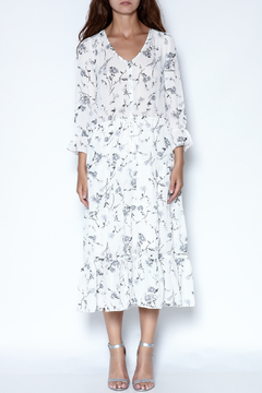 Shoptiques Product: Floral Midi Dress