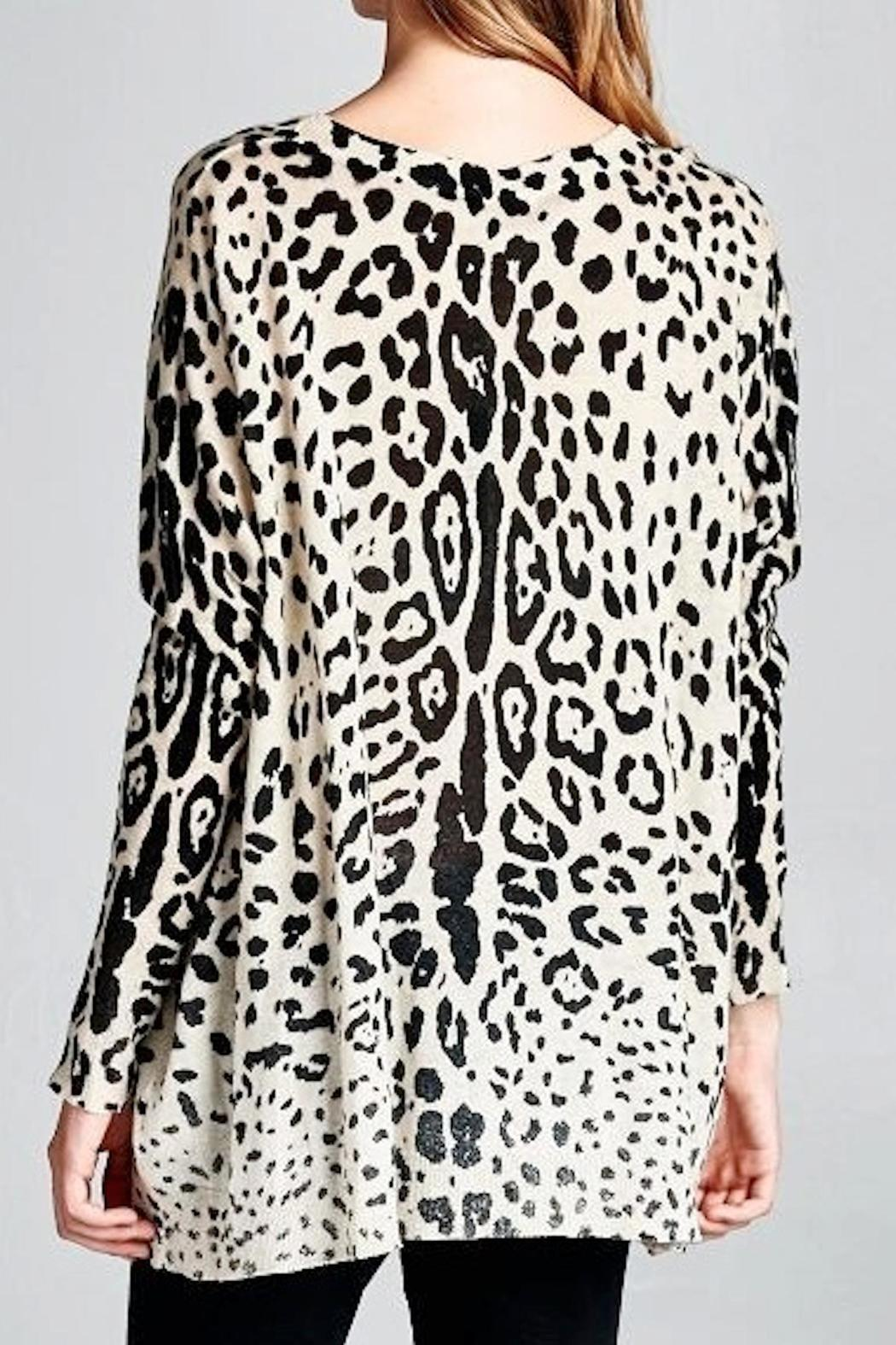 Ellison Ombre Leopard Sweater from Arkansas by Shop Persnickety ...
