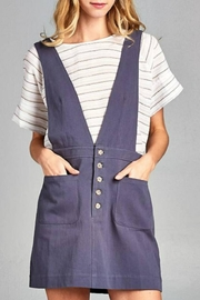 Ellison Overall Skirt - Front full body