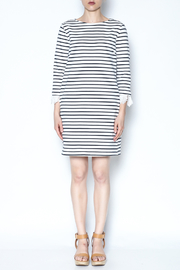 Ellison Striped Dress - Front full body