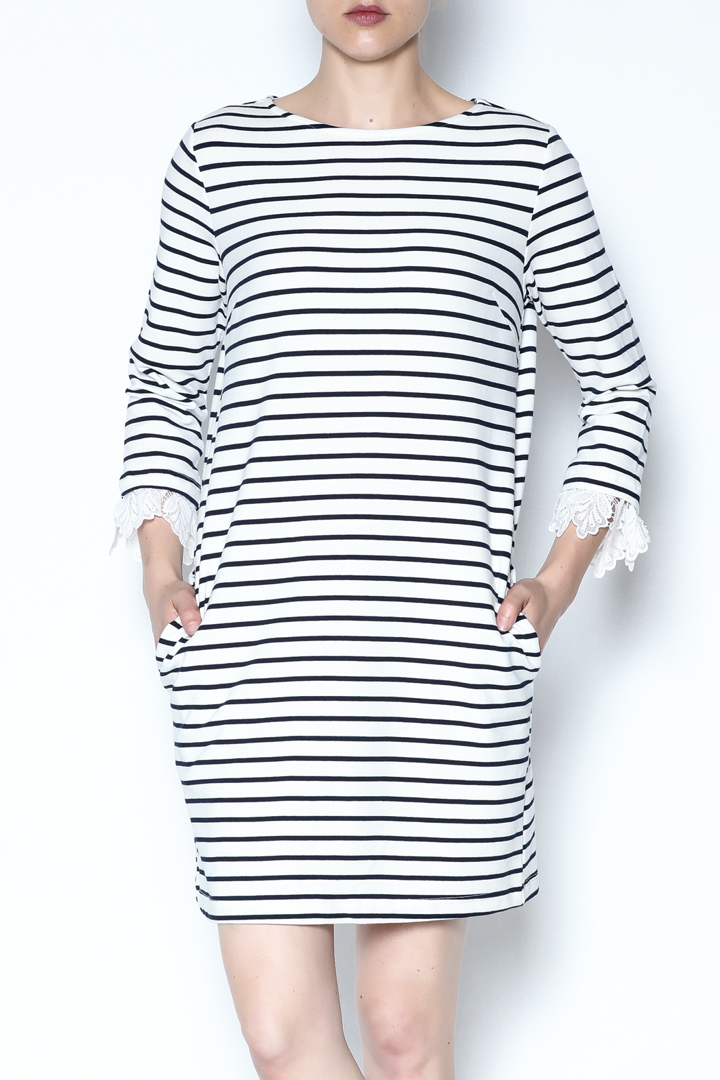 Ellison Striped Dress - Main Image