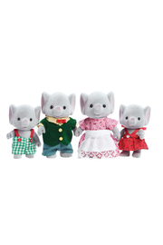 Calico Critters Ellwoods Elephant Family - Front cropped