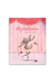 The Birds Nest ELLY BALLERINA BOOK - Product Mini Image