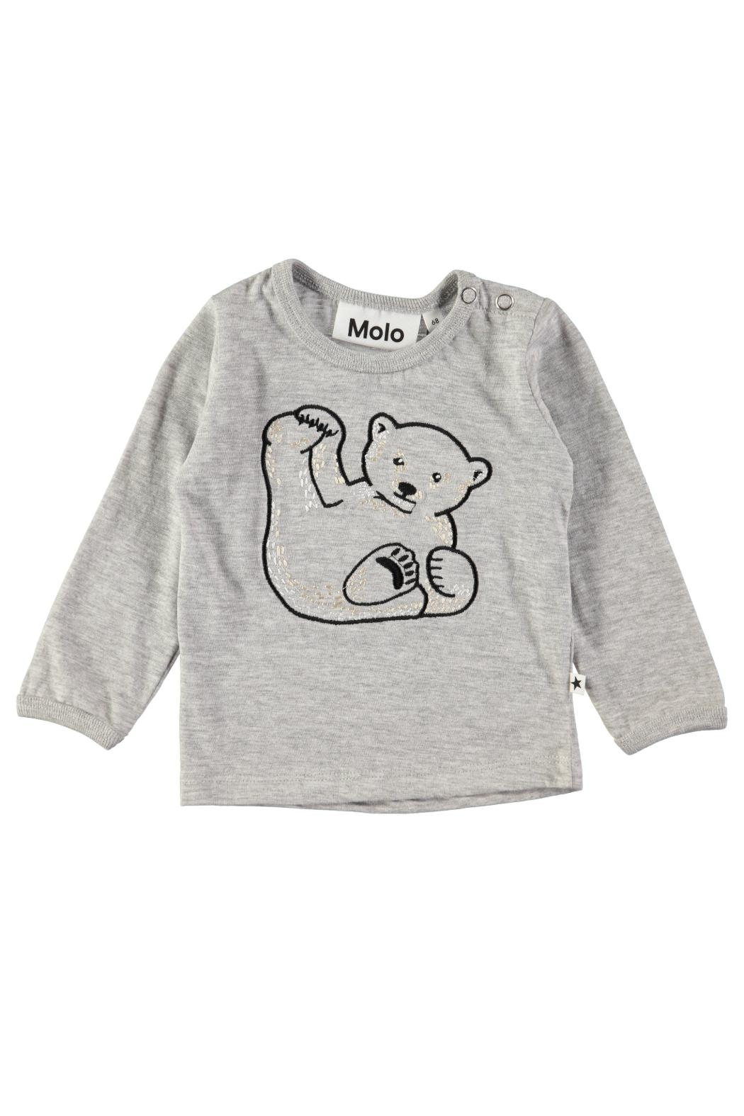 Molo Elodie Bear Top - Front Cropped Image