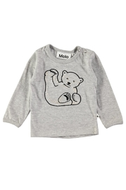Molo Elodie Bear Top - Front cropped