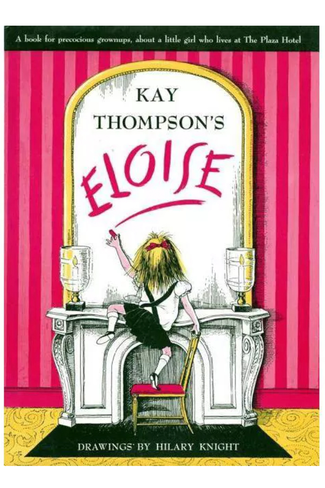 Simon & Schuster Eloise - Front Cropped Image