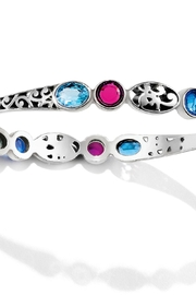 Brighton Elora Gems Vitrail Bangle JF6973 - Product Mini Image