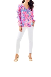Lilly Pulitzer Elora Top - Side cropped