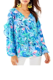 Lilly Pulitzer Elora Top - Product Mini Image