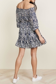 Cupcakes & Cashmere Elroy Dress - Back cropped
