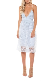 Dex Elsa Lace Dress - Product Mini Image