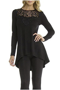 Arianne Elsa Lace Tunic - Product List Image