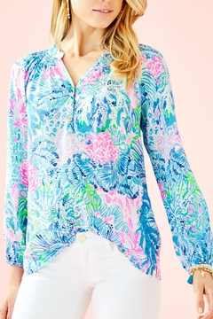 Lilly Pulitzer Elsa Top - Product List Image