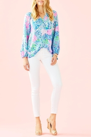 Lilly Pulitzer Elsa Top - Side cropped